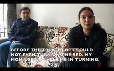 Rheumatoid Arthritis Treatment Testimonial Video