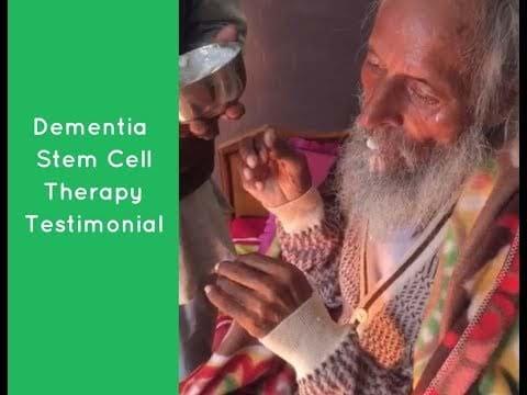 Jagtej Singh, Dementia Patient Testimonial | Stem Cell Therapy Reviews