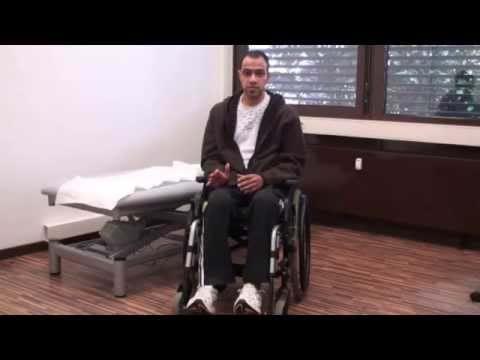 Spinal Cord Injury Treatment Testimonial