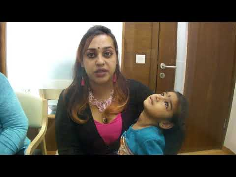 T. Soman, Cerebral Palsy with Cortical Visual Impairment Testimonial, South Africa