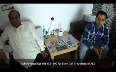 Patient Video of Stem Cell Treatment for ALS/MND