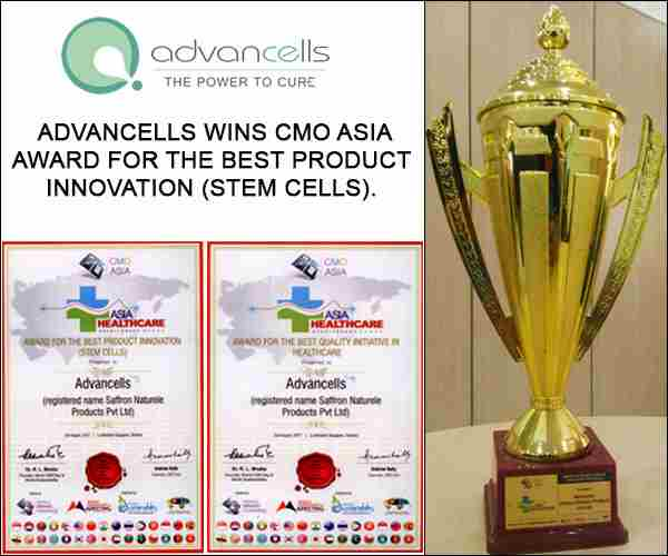 advancells-cmo-award