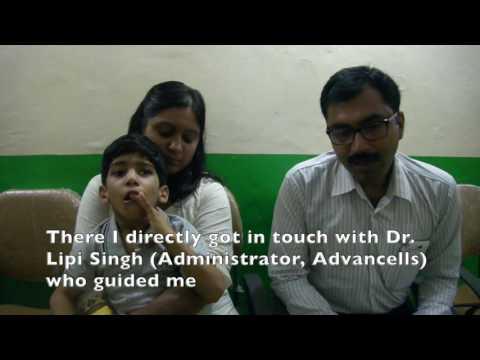 Cerebral palsy patient treatment testimonial