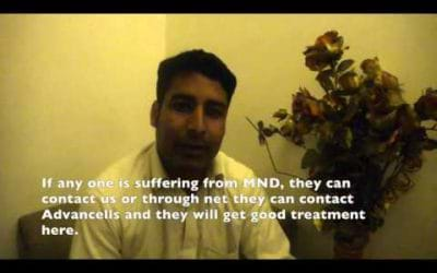 ALS patient treatment video