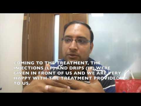 Fida Mohammad ALS Treatment