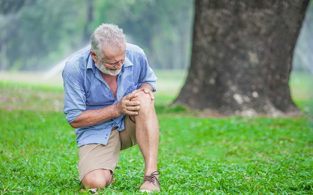 Common Causes of Knee Joint Pain and its treatment