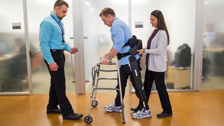 REHABILITATION AND TREATMENT OF SPINAL CORD INJURY