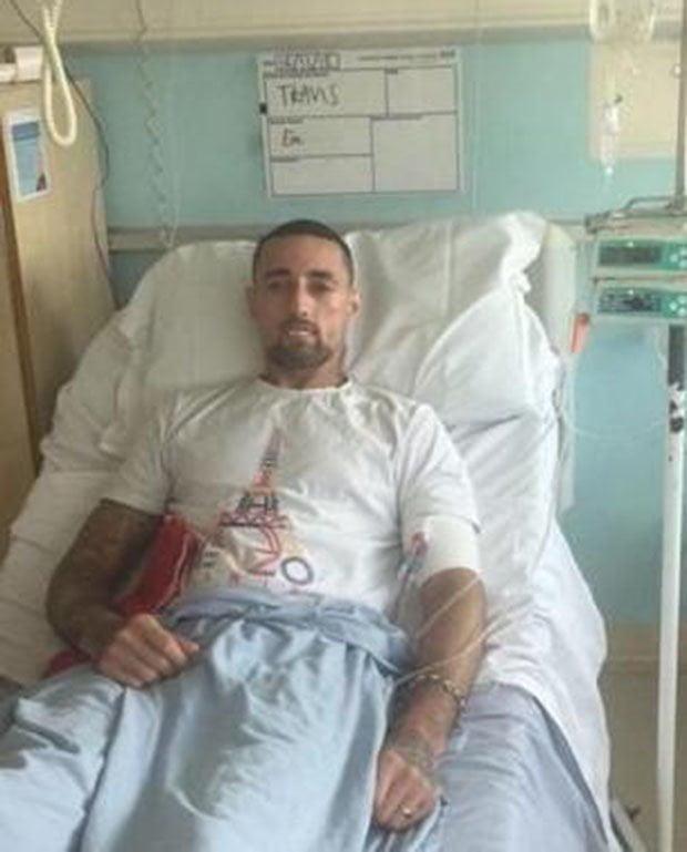 TRAVIS MUNN RETURNS GAME AFTER STEM CELL TREATMENT