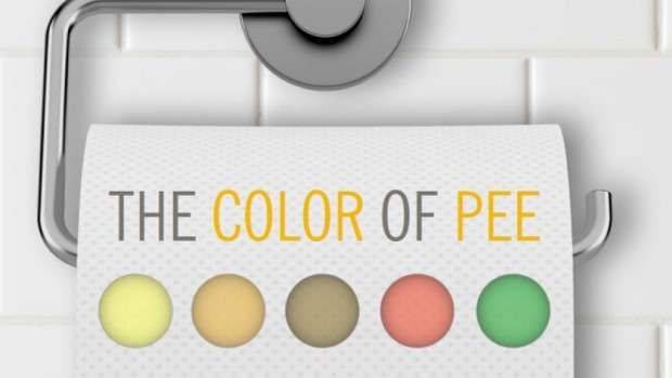 WHAT YOUR PEE SAYS ABOUT YOUR HEALTH?