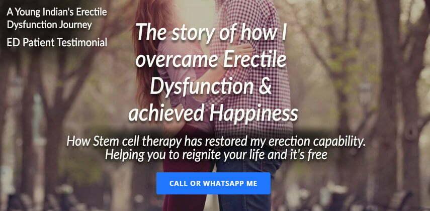 Erectile Dysfunction Patient