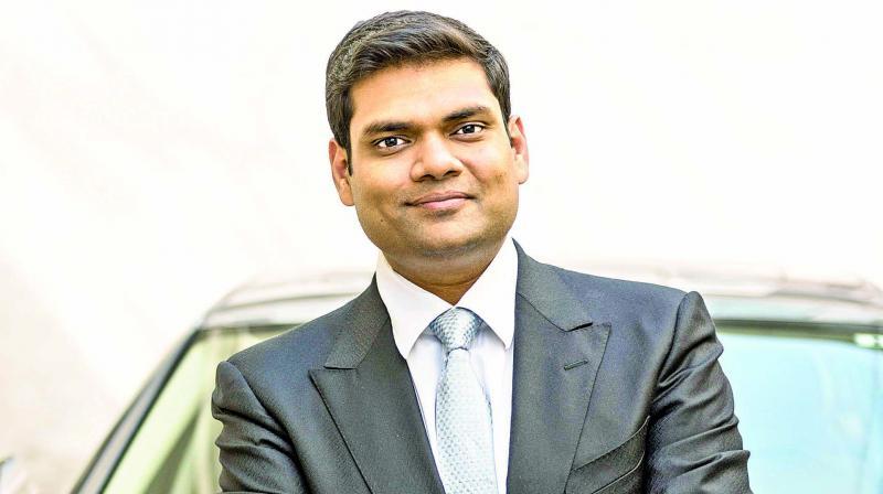Vipul Jain, CEO, Advancells