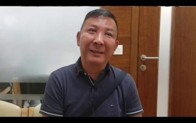 Video of Patient