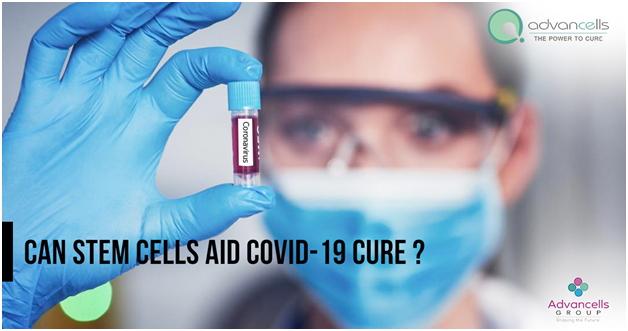 Can stem cells aid COVID-19 cure?