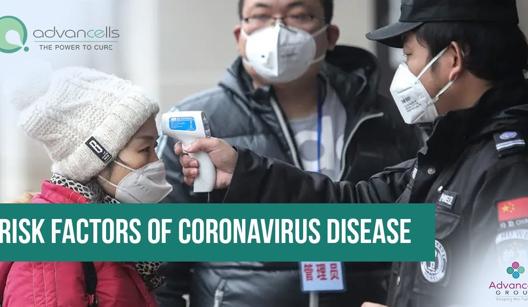 What are the Risk Factors of Coronavirus Disease?