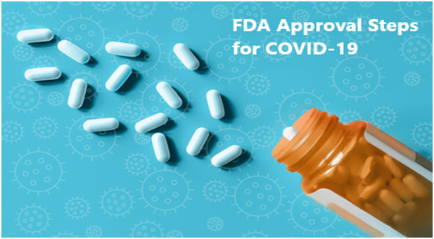 Steps To Get FDA Approval For COVID-19 Therapy