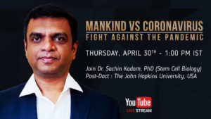 Mankind vs Coronavirus