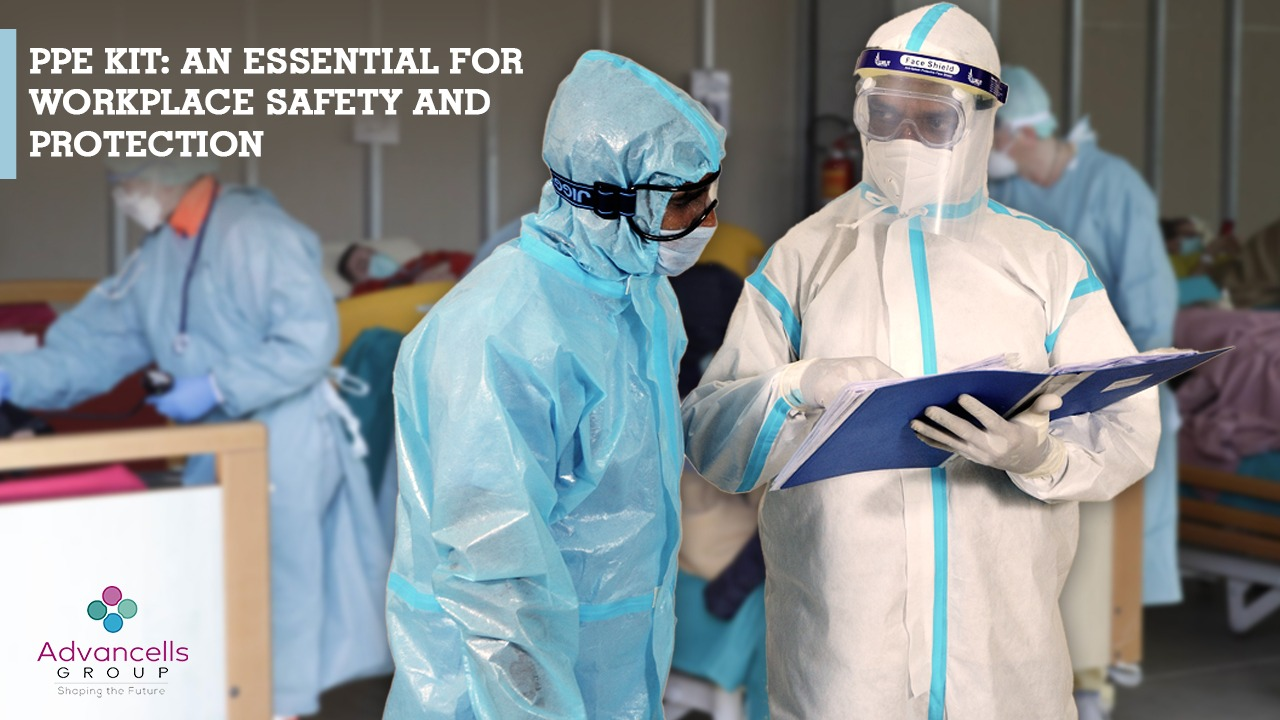 PPE Kit: An Essential for Workplace Safety and Protection
