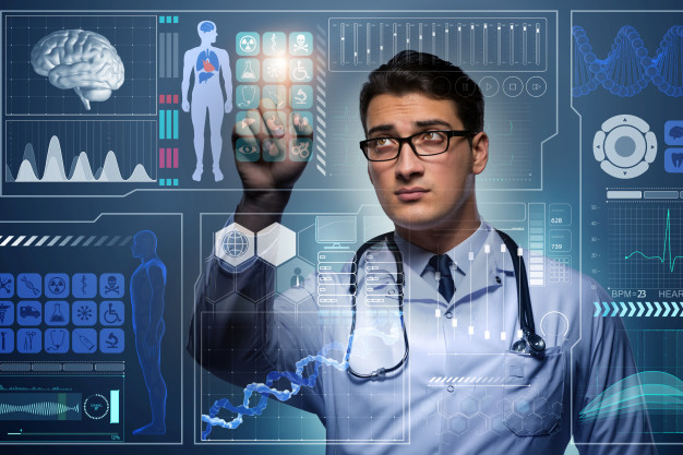 Digital healthcare technology