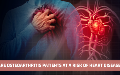 Are Osteoarthritis Patients At A Risk Of Heart Disease?