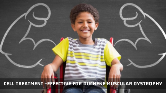 Cell Treatment – Effective For Duchenne Muscular Dystrophy (DMD)
