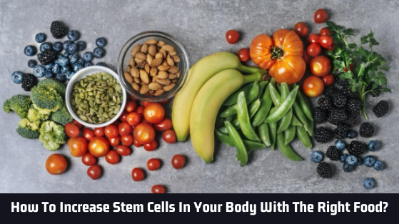 Increase Stem Cells with Right Food - Advancells
