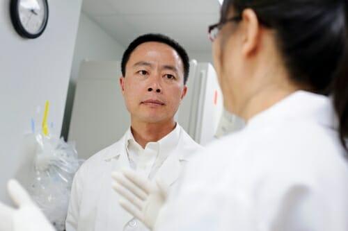 Stem Cells Treatment for Mouse Model of Parkinson Disease