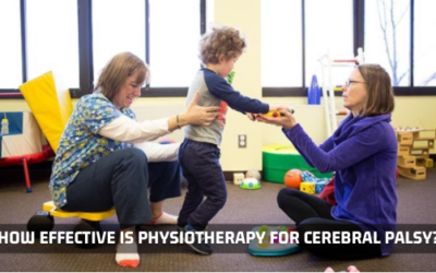 How Effective Is Physiotherapy For Cerebral Palsy?