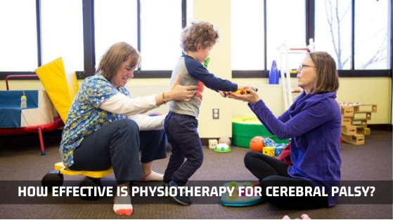 Physiotherapy For Cerebral Palsy - Advancells