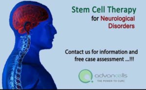 Stem Cell Therapy for Neurological Disorders