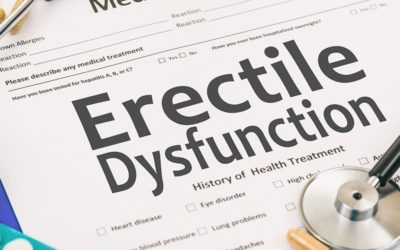 Causes and Treatment for Erectile Dysfunction